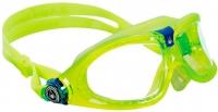 Очки для плавания Aqua Sphere Seal Kid 2 175310 (лайм/прозрачные линзы) -
