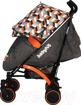 Детская прогулочная коляска Babyhit Rainbow (Beige Diamond) - внешний вид на примере модели другого цвета