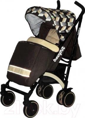 Детская прогулочная коляска Babyhit Rainbow (Beige Diamond)