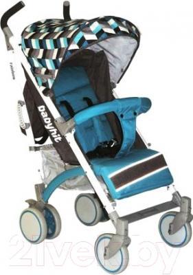 Детская прогулочная коляска Babyhit Rainbow (Blue Diamond)