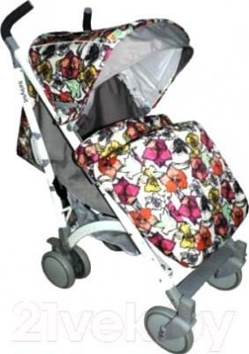 Детская прогулочная коляска Babyhit Rainbow (Flower)