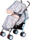 Детская прогулочная коляска Babyhit Wonder (Blue) -