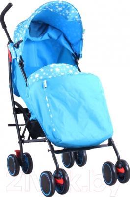 Детская прогулочная коляска Babyhit Wonder (Blue Stars)