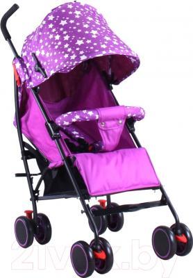 Детская прогулочная коляска Babyhit Wonder (Blue Stars) - внешний вид на примере модели другого цвета