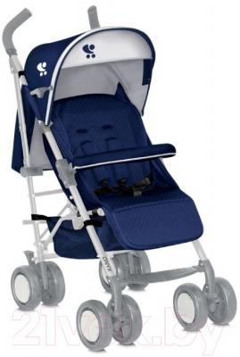 Детская прогулочная коляска Lorelli Onyx (синий)