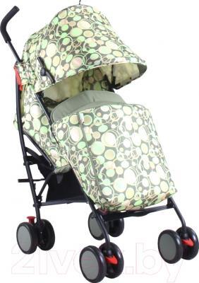 Детская прогулочная коляска Babyhit Wonder (Olive)