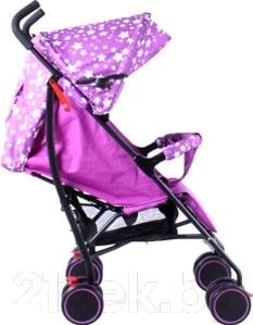 Детская прогулочная коляска Babyhit Wonder (Violet Stars)