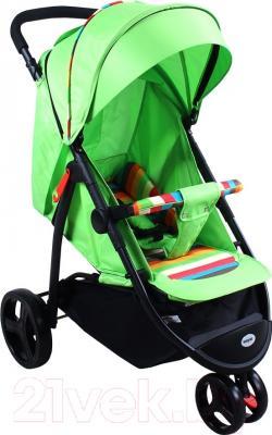 Детская прогулочная коляска Babyhit Trinity (Green)