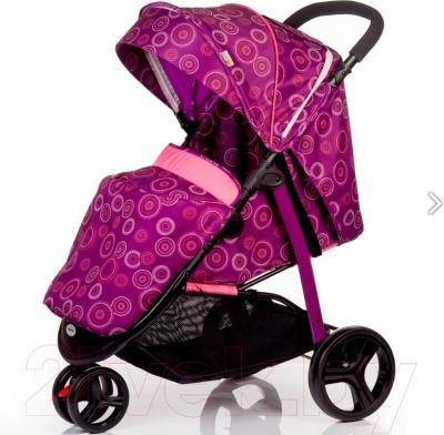 Детская прогулочная коляска Babyhit Trinity (Violet)