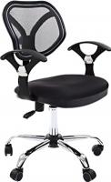 Кресло офисное Chairman 380 (TW11\TW01, черный) -