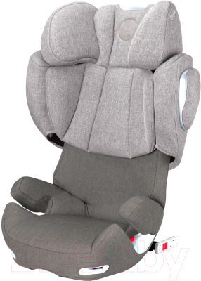 Автокресло Cybex Solution Q2-Fix (Manhattan Gray)