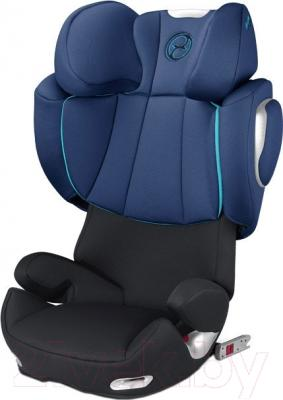 Автокресло Cybex Solution Q2-fix (Royal Blue)