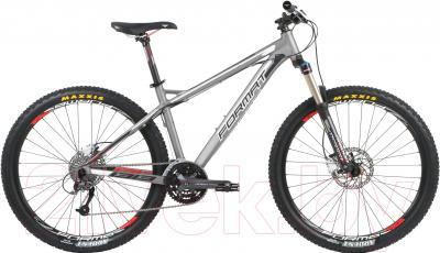 Велосипед Format 1313 2016 (L, серый матовый)