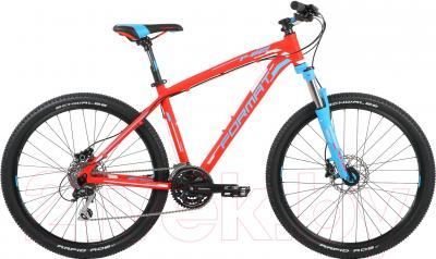 Велосипед Format 1412 26 (L, красный матовый)