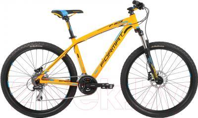 Велосипед Format 1413 26 (L, оранжевый матовый)