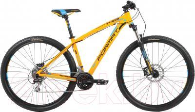 Велосипед Format 1413 29 (M, оранжевый матовый)