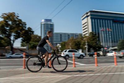 Велосипед Format 5332 (540, черный матовый)