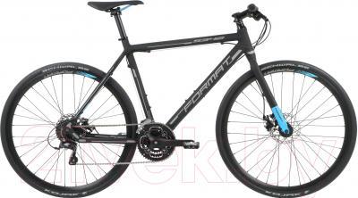 Велосипед Format 5342 2016 (580, черный матовый)