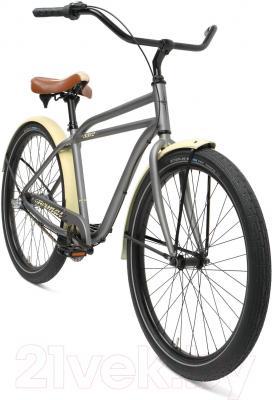 Велосипед Format 5512 (серый матовый)