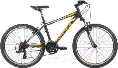 Велосипед Format 6413 Boy (черный матовый)