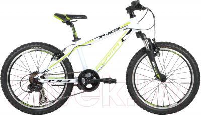Детский велосипед Format 7413 Boy (белый)