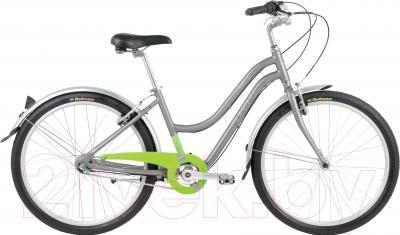 Велосипед Format 7732 (серый матовый)