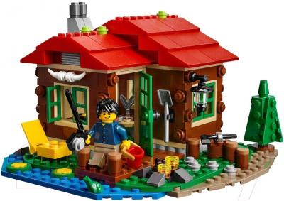 Конструктор Lego Creator Домик на берегу озера (31048)