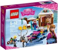 Конструктор Lego Disney Princess Анна и Кристоф: прогулка на санях (41066) -