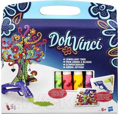 Набор для лепки Hasbro DohVinci Дерево с драгоценностями B1719
