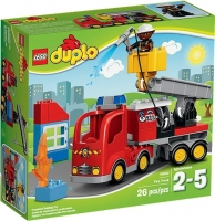Конструктор Lego Duplo Пожарный грузовик (10592) -