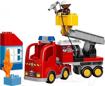 Конструктор Lego Duplo Пожарный грузовик (10592)