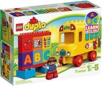 Конструктор Lego Duplo Мой первый автобус (10603) -