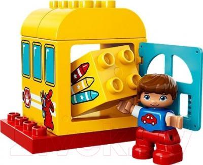 Конструктор Lego Duplo Мой первый автобус (10603)