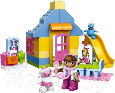 Конструктор Lego Duplo Больница Доктора Плюшевой (10606)