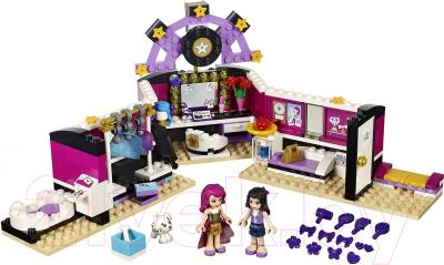 Конструктор Lego Friends Поп звезда: Гримерная (41104)
