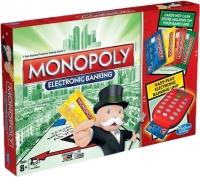 Настольная игра Hasbro Монополия с банковскими карточками (A7444) -