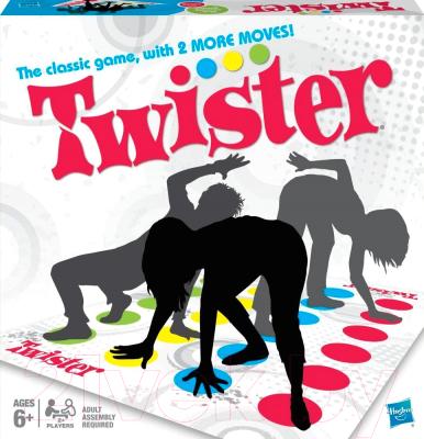 Твистер Hasbro Twister 98831