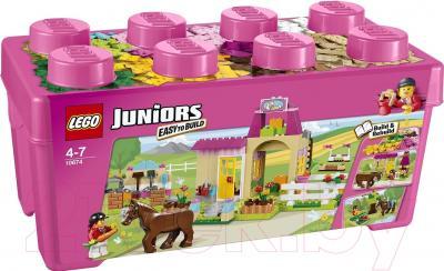 Конструктор Lego Juniors Пони на ферме (10674)