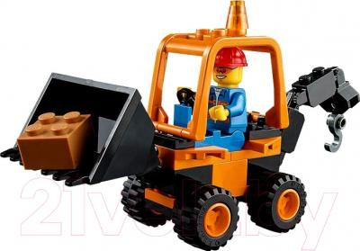 Конструктор Lego Juniors Ремонт дороги (10683)