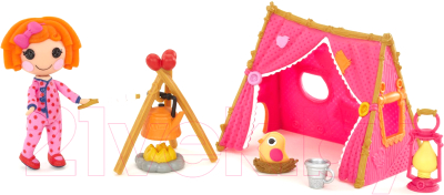 Кукла Lalaloopsy Mini Солнечный кемпинг (534129)