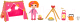 Кукла Lalaloopsy Mini Солнечный кемпинг (534129) -