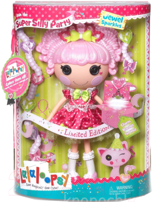 Кукла Lalaloopsy Party Сияющая искорка (536215GR)