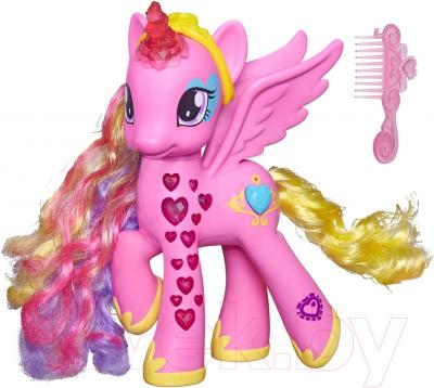 Интерактивная игрушка Hasbro My Little Pony Пони-модница Каденс (B1370)