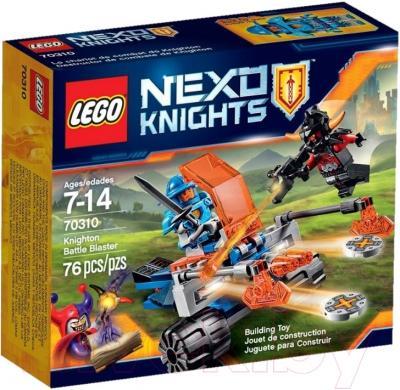 Конструктор Lego Nexo Knights Королевский боевой бластер (70310)