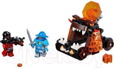 Конструктор Lego Nexo Knights Безумная катапульта (70311)
