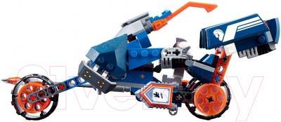 Конструктор Lego Nexo Knights Ланс и его механический конь (70312)