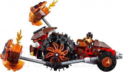 Конструктор Lego Nexo Knights Лавинный разрушитель Молтора (70313)
