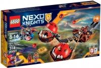 Конструктор Lego Nexo Knights Безумная колесница Укротителя (70314) -