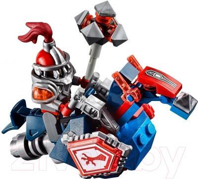 Конструктор Lego Nexo Knights Безумная колесница Укротителя (70314)