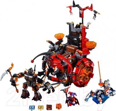 Конструктор Lego Nexo Knights Джестро-мобиль (70316)